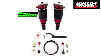 Air Lift Performance Rear Air Ride Suspension Strut Bags Kit Fits Toyota GT86