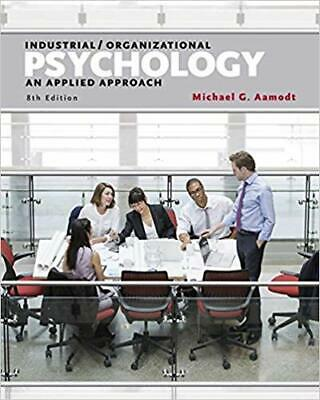 [PDF] Industrial-Organizational Psychology An Applied Approach 8th Edition by...