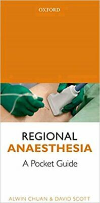 [PDF] Regional Anaesthesia A Pocket Guide 1st Edition by Alwin Chuan