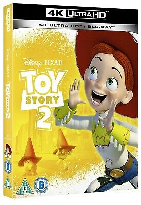 Toy Story 2 (Bluray 4K) Includes 2D Bluray PRE ORDER