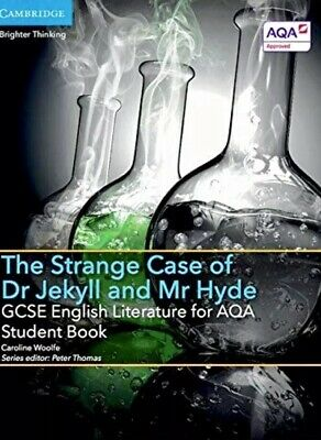 AQA GCSE The Strange Case Of Dr Jekyll And Mr Hyde Revision Guide English Lit