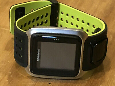 TomTom Golfer 8RG0 GPS Waterproof Golf Watch Range Distance Finder
