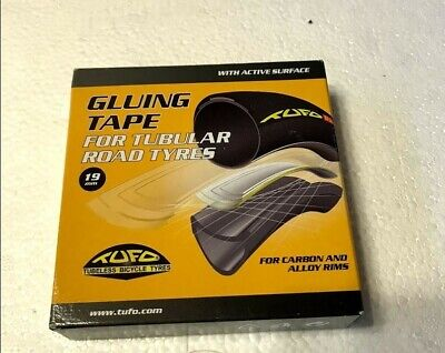Tubular Tires 19mm 2M Two 2 Pack Tufo Gluing Tape for Road Bike 700c Sew Up