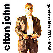 Elton John - Greatest Hits 1976-1986, John, Elton CD