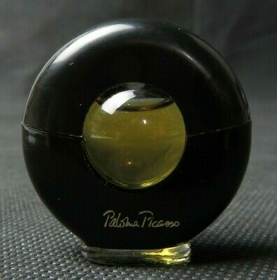 Authentic Vintage Paloma Picasso Paris Miniature Perfume Bottle Collection