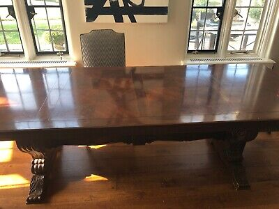 Prime Ralph Lauren Home Dining Room Table By Henredon 3 999 99 Gamerscity Chair Design For Home Gamerscityorg