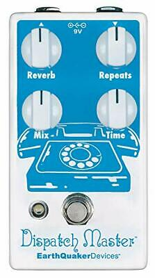 EarthQuaker Devices Dispatch Master V3 Reverb & Delay
