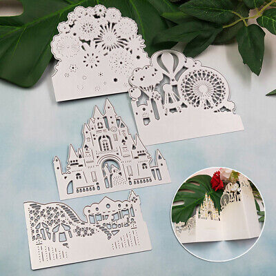 Metal Dies Wedding Essentials Cutting Dies Stencil Scrapbooking Decor Hot Sale