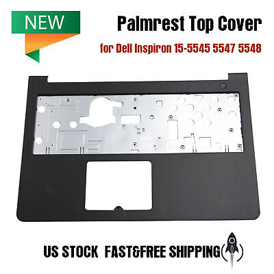 AS IS DELL INSPIRON 15 5545 5547 5548 PALMREST TOP COVER K1M13 47R72 HUW23
