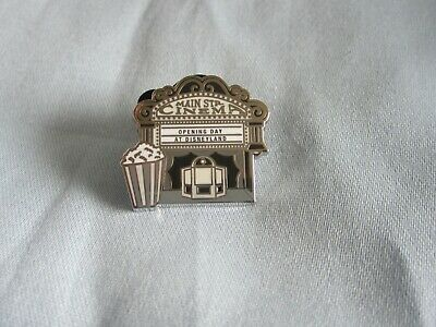 D23  Expo 2019 Tiny Kingdom Mystery Pin Main Street Cinema