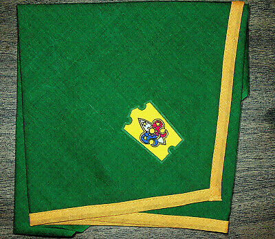 Traded at 2019 World Scout Jamboree Boy Scouts of the Philippines Neckerchief