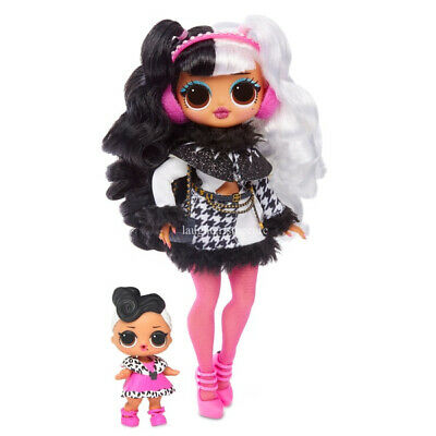 LOL Surprise OMG Series 2 DOLLIE & DOLLFACE   Fashion Doll Winter Disco PREORDER