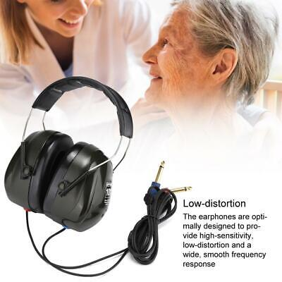 Hearing Screening Headphone Air Conduction Audiometer for Hearing Test Headset