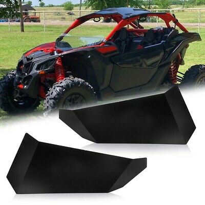 Can-Am Maverick X3 2 Seater Lower Door Skins 2016 2017 2018 2019 900 HO Turbo R