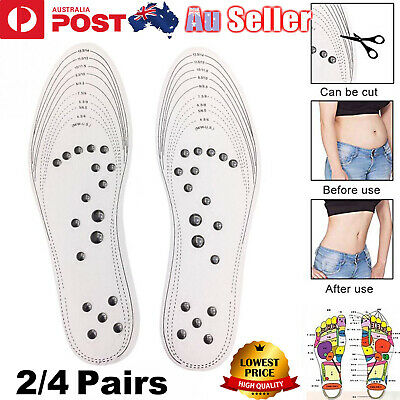 MindInSole Acupressure Magnetic Massage Foot Therapy Reflexology Pain Relief AU