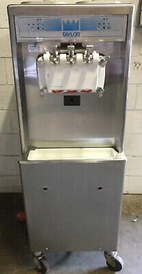 Commercial IceCream Serviced Taylor 794 3Phase Soft Serve Frozen Yogurt Machine
