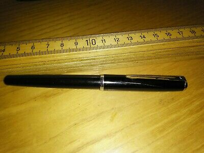 Stilografica Pelikan Pelikano Black Vintage Germany Fountain Pen