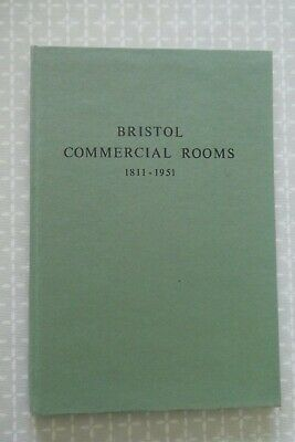 Bristol Commercial Rooms 1811-1951, book. Wetherspoons Pub, Corn Street ++
