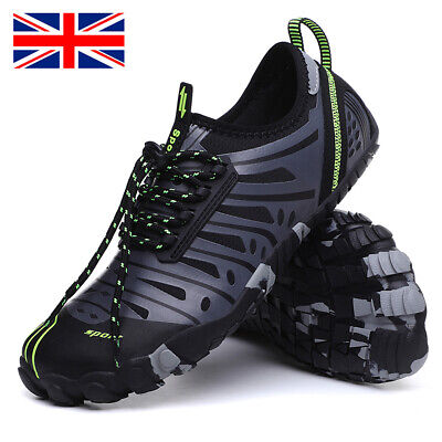 UK Men Women Water Shoes Aqua Socks Diving Socks Wetsuit Non-slip Swim Beach Sea