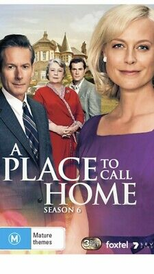 A Place to Call Home Season 6 Region 4