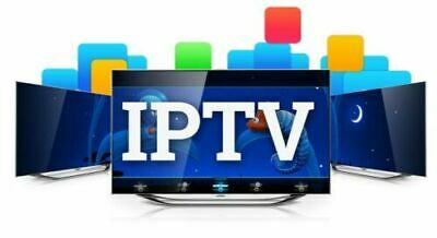 IPTV 12 months premium subscription