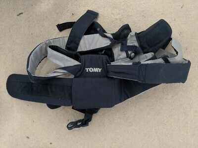 Tomy Freestyle Baby Carrier Navy Blue Front or Rear Facing