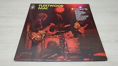Fleetwood Mac, Greatest Hits, Vinyl LP, CBS 69011, UK pressing Near mint  NM/NM
