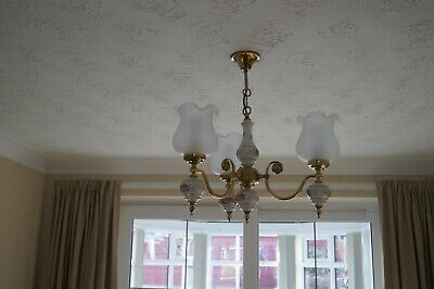 pair of chandaliers