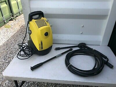 Karcher HD 525 S - 110v Commercial Heavy Duty Pressure Washer