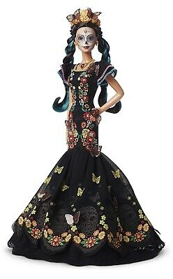 BARBIE Dia De Los Muertos - Day of The Dead Mexican Doll  PREORDER - CONFIRMED