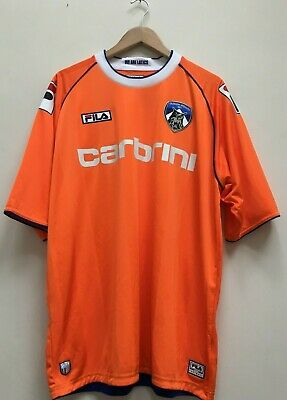 Men's Fila Oldham Athletic 2012/13 Football Away Shirt Cabrini Size XXXL