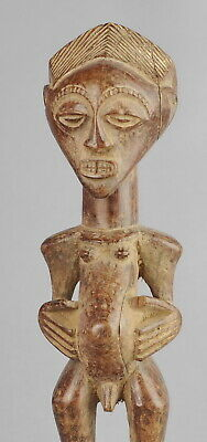 CONGO Fétiche Songye Fetish figure sculpture statue African Tribal Art Africain