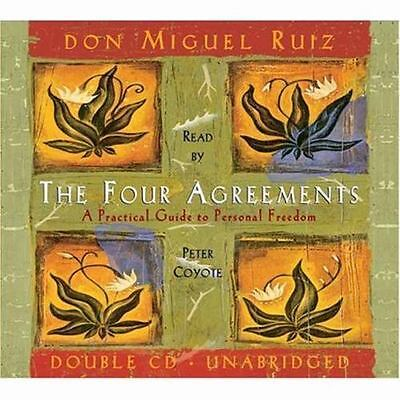 The Four Agreements: A Practical Guide to Personal Freedom Audiobook - Don Ruiz