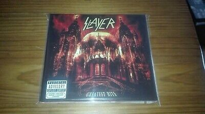 Slayer Greatest Hits Rare Digipack Compilation 2Cd