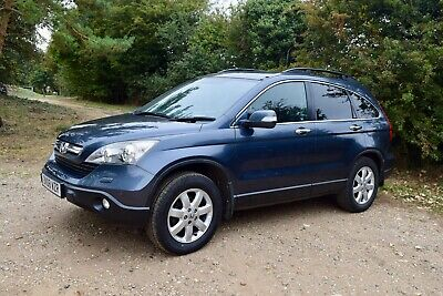 HONDA CRV 2.2 CDTi 2008  Manual 11 months MOT and Service History.