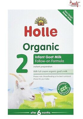Holle Organic Goat Milk Formula Stage 2 400g FREE SHIPPING 11/2020