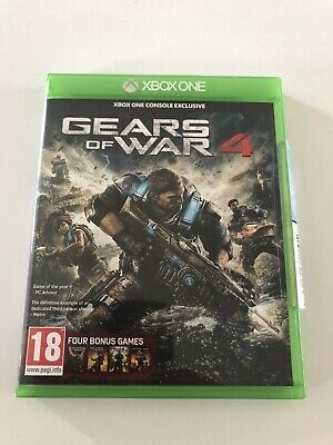 Gears of War 4 (Xbox One) VideoGames