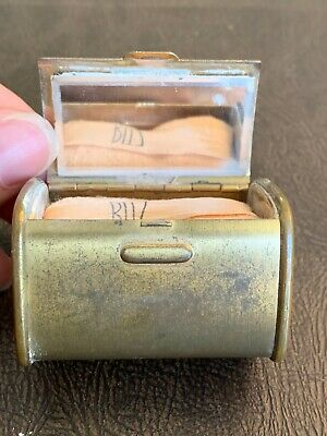 Vintage Charles of the Ritz Powder Carrying Case