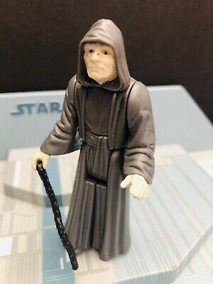Star Wars  Vintage Rotj Action  Figure Complete The Emperor