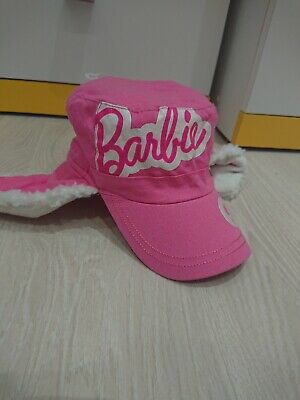 New Girls  pink Winter Barbie Hats