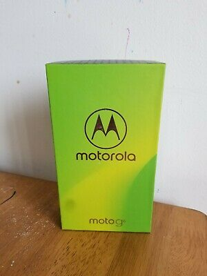Motorola Moto G6 32GB Unlocked Smartphone XT1925-6 Black NEW