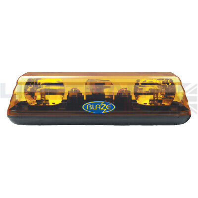 Vision Alert Blaze 2 Double Beacon Recovery Rescue Warning Safety Mini Lightbar