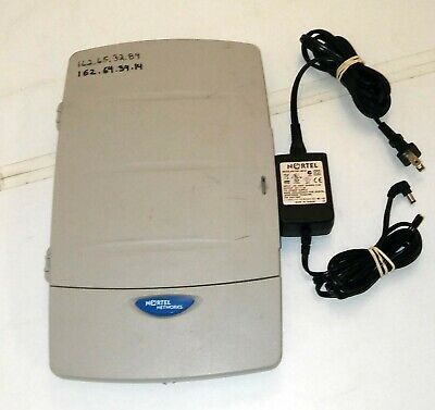 Nortel CallPilot 150/Mini NTAB9825 Voicemail System With Power Supply  -- 18D-5