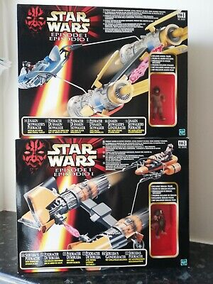 STAR WARS Episode l Anakin / Sebulba Podracers
