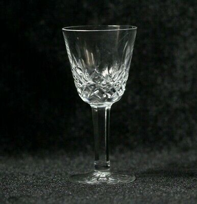 Waterford Crystal Lismore Small Liquor Cocktail Cordial Gothic Mark 3 1/2""