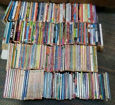 Lot of 20 Children Chapter Books RANDOM A to Z Mysteries Babysitters Club YA Lot