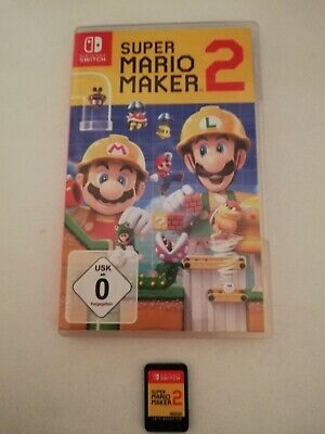 Nintendo switch spiel Super Mario Maker 2