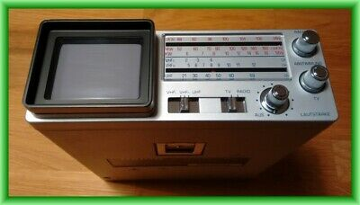 Orion Tvr-7120 Radio Tv Nos Vintage Made In Japan