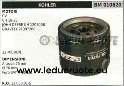 6PK Oil Filters Fits 84475542 87415600 1220645 70939 531307392