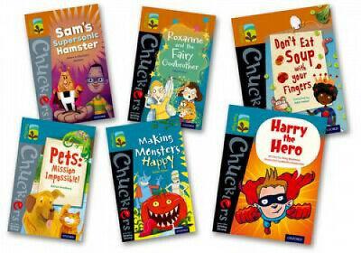 Oxford Reading Tree TreeTops Chucklers: Oxford Level 8-9: Pack of 6 (Oxford